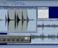 Wavosaur free audio editor Screenshot 0
