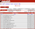 Vanquish Personal Anti Spam (vqME.com) Screenshot 0