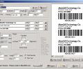 MemDB Barcode Printing System Screenshot 0