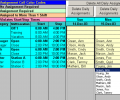 Complex Shift Schedules for 25 People Screenshot 0