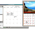 Web Calendar Pad Screenshot 0
