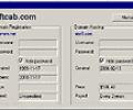 SoftCab Whois Screenshot 0