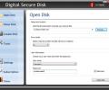 Digital Secure Disk Screenshot 0