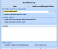 Automatically Unzip Files Software Screenshot 0