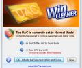 WinCleaner UAC Switch Screenshot 0