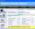 Registry Defender 2011 Screenshot 0