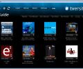 TVersity Media Server Screenshot 1