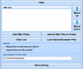 Join Multiple XML Files Into One Software Screenshot 0