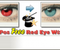 Pos Free Red Eye Wiz Screenshot 0