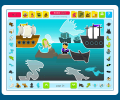 Sticker Activity Pages 2: Fantasy World Screenshot 0