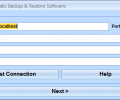 MySQL Automatic Backup & Restore Software Screenshot 0