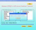 MySQL to MS Access Database Converter Utility Screenshot 0