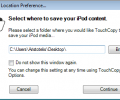 TouchCopy Screenshot 3