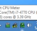 Compact Tray Meter Screenshot 0