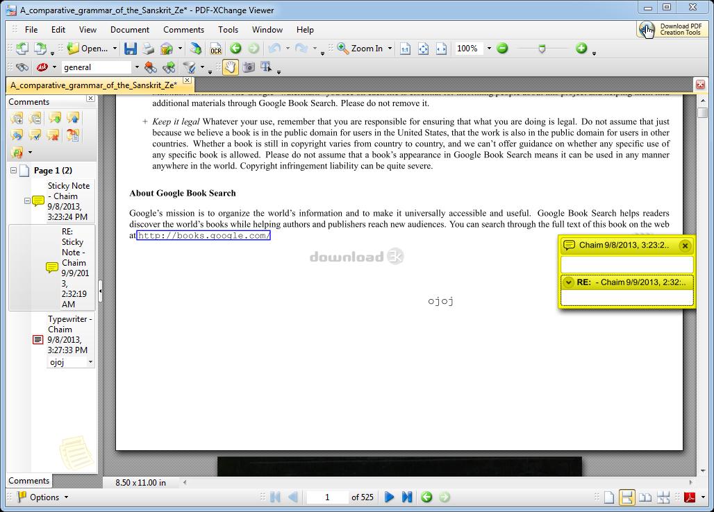 Descargar PDFXVwer.zip Gratis - PDF-XChange Viewer 2.5.322 ...