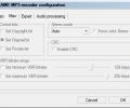 fre:ac - free audio converter Screenshot 4