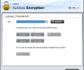 GiliSoft Full Disk Encryption Screenshot 2